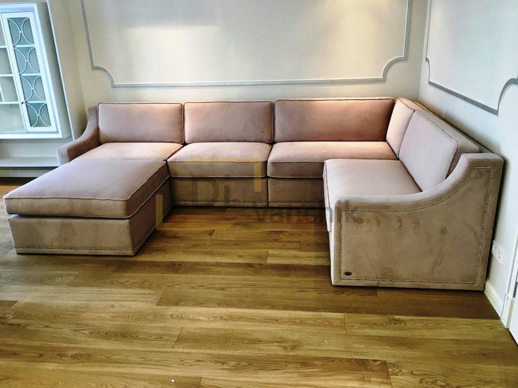 п образный диванчик от производителя