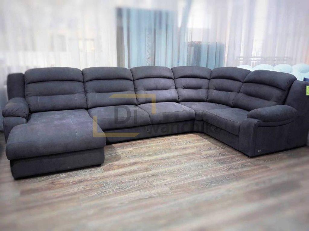 п образный диван углом 21
