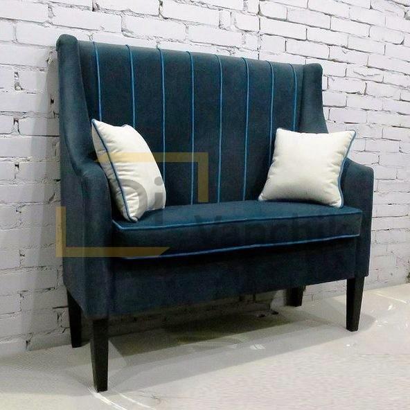изготовление прямого дивана от производителя