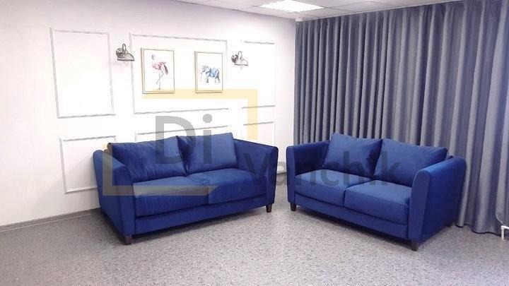 два офисных дивана на заказ