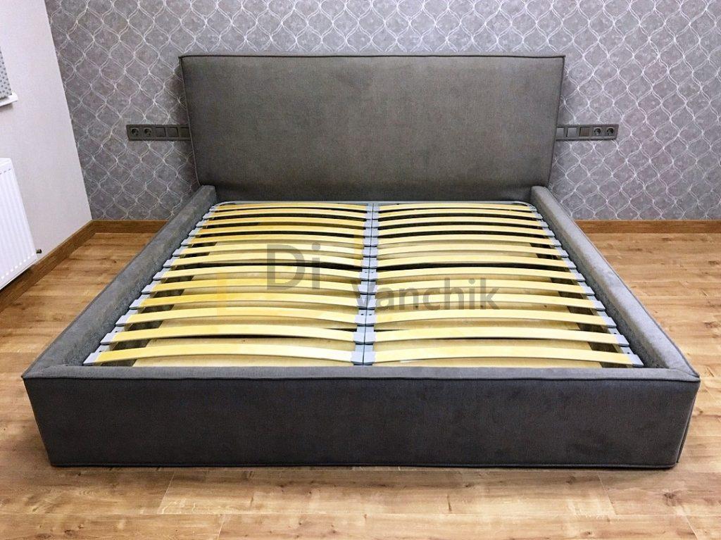 изготовление мягкой кровати киев