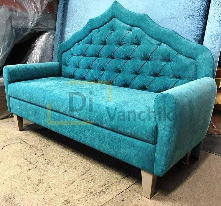 диван со спинкой корона