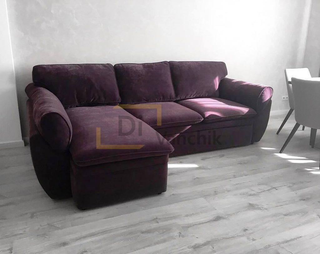 угловой диван мягкий для кухни в Киеве