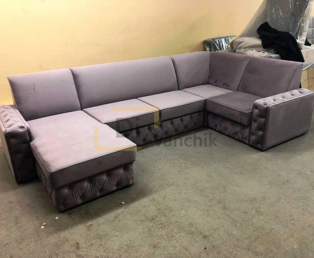 диван п образный под заказ в Кеиве
