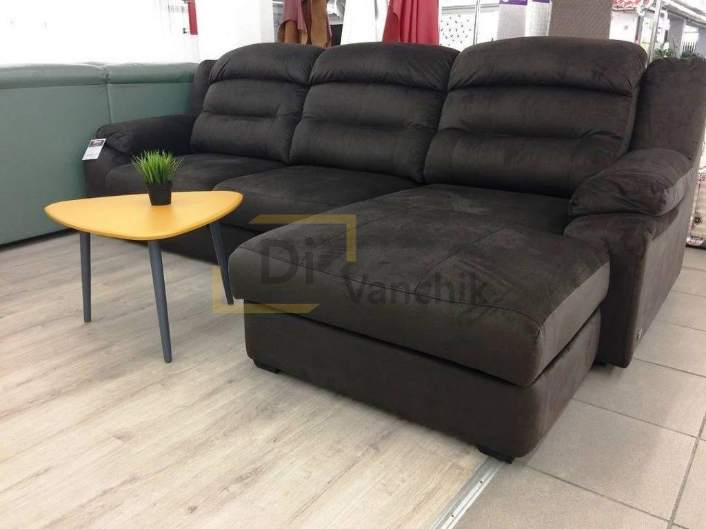 диван для офиса угловой1