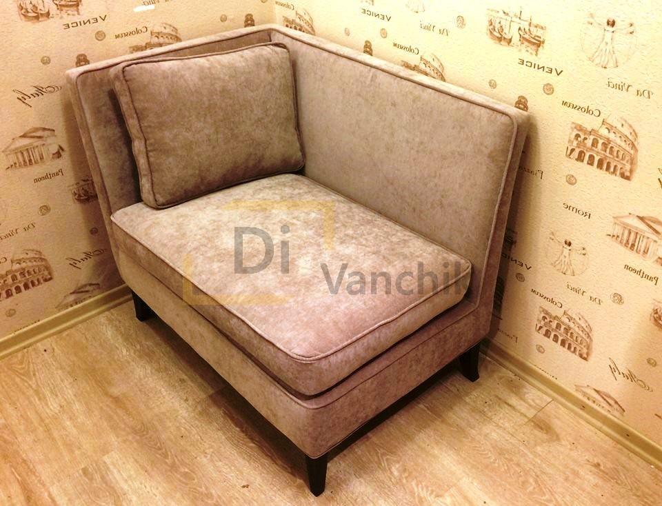 диван в прихожую или коридор на заказ