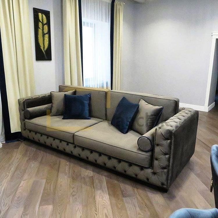 индивидуальный прямой диван украина