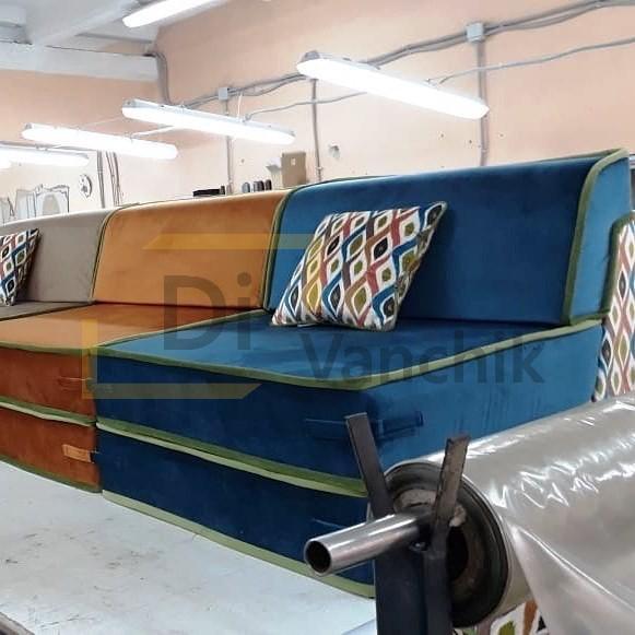 часть углового дивана