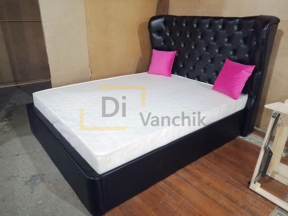 изготовление мягкой кровати в Киеве