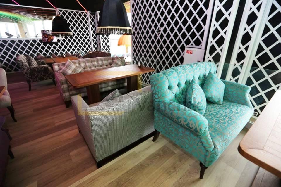 мягкая мебель для кафе на заказ Киев