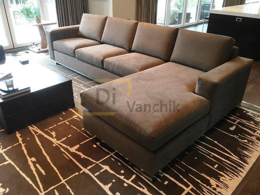 угловой диван большого размера43е