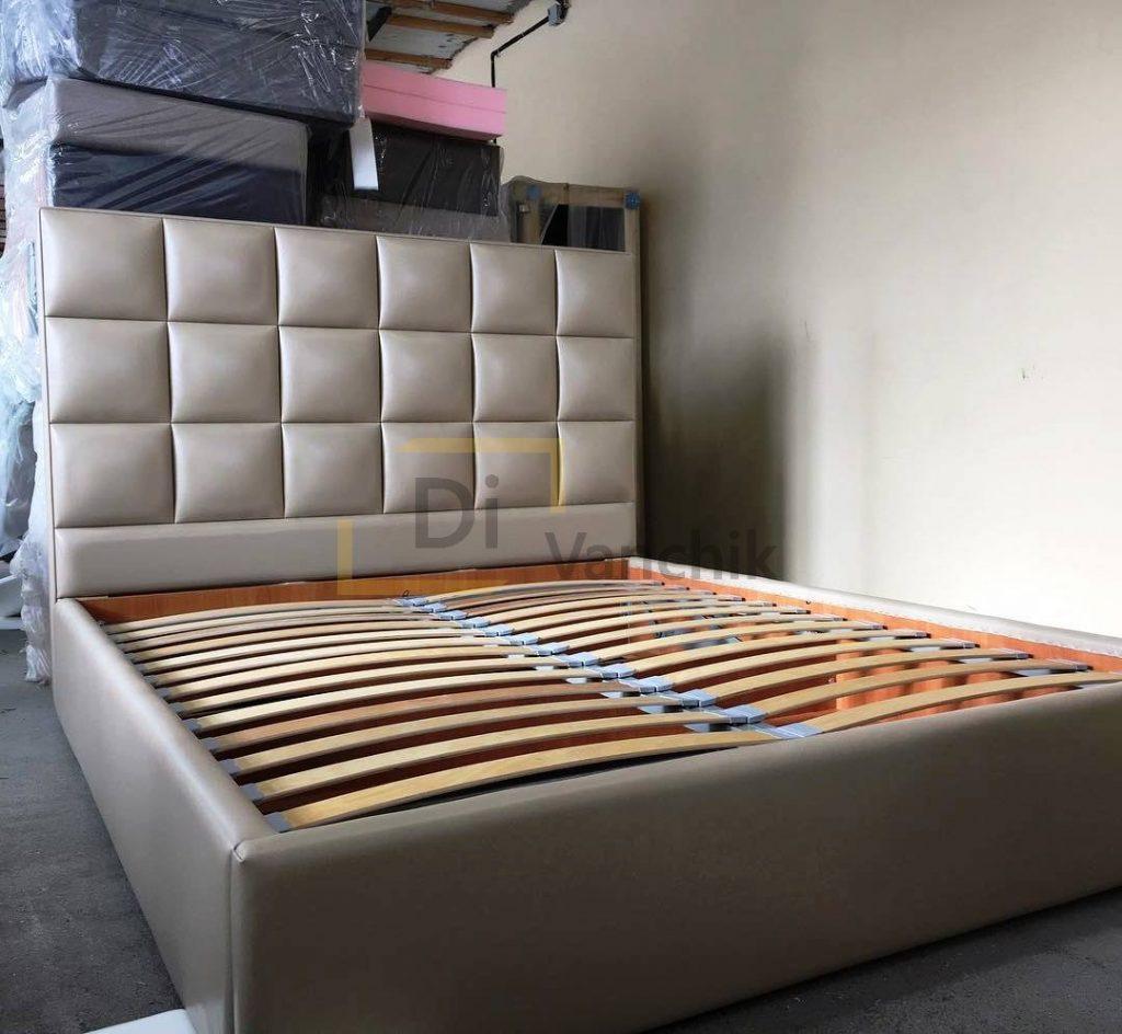 кровать с дутой спинкой на заказ