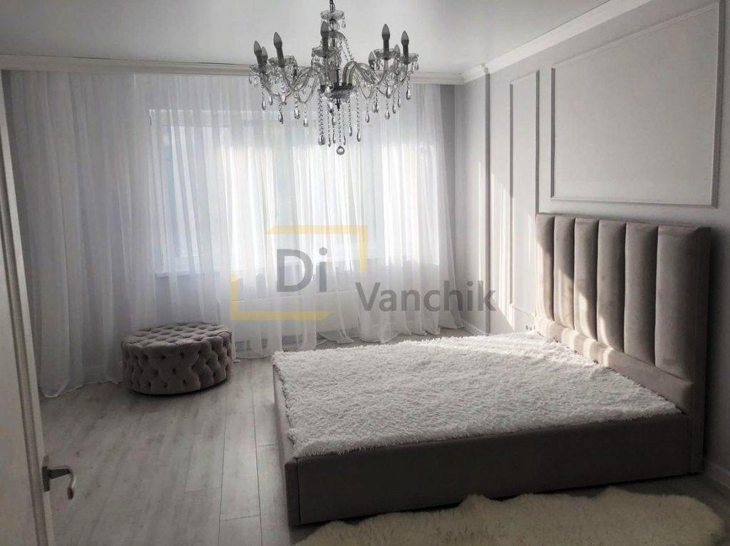 изготовление индивидуальной мягкой кровати