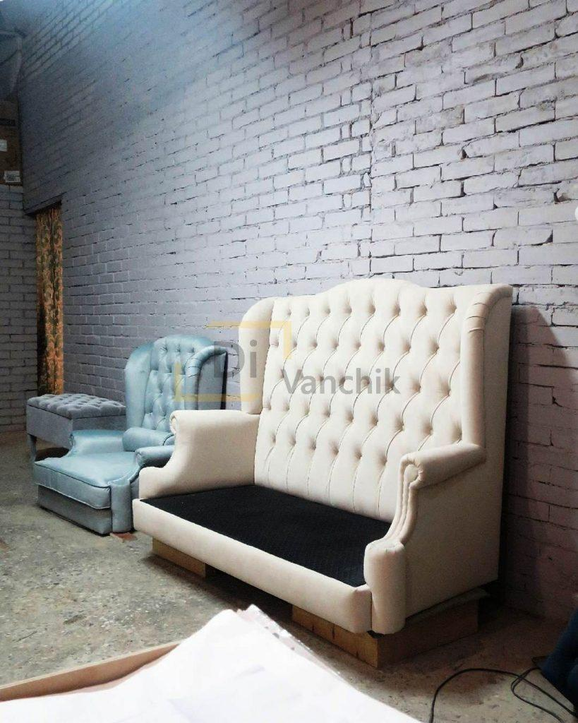 индивидуалный диван на заказ