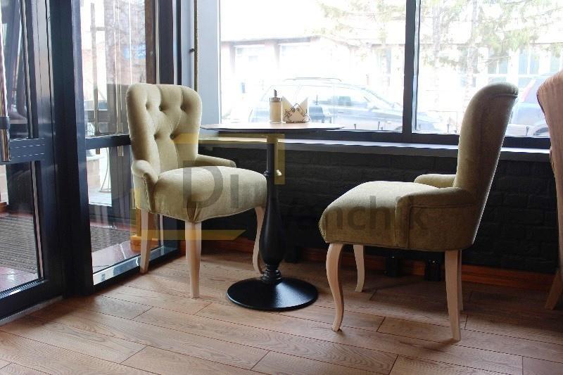 роскошные мягкие стулья для заведения