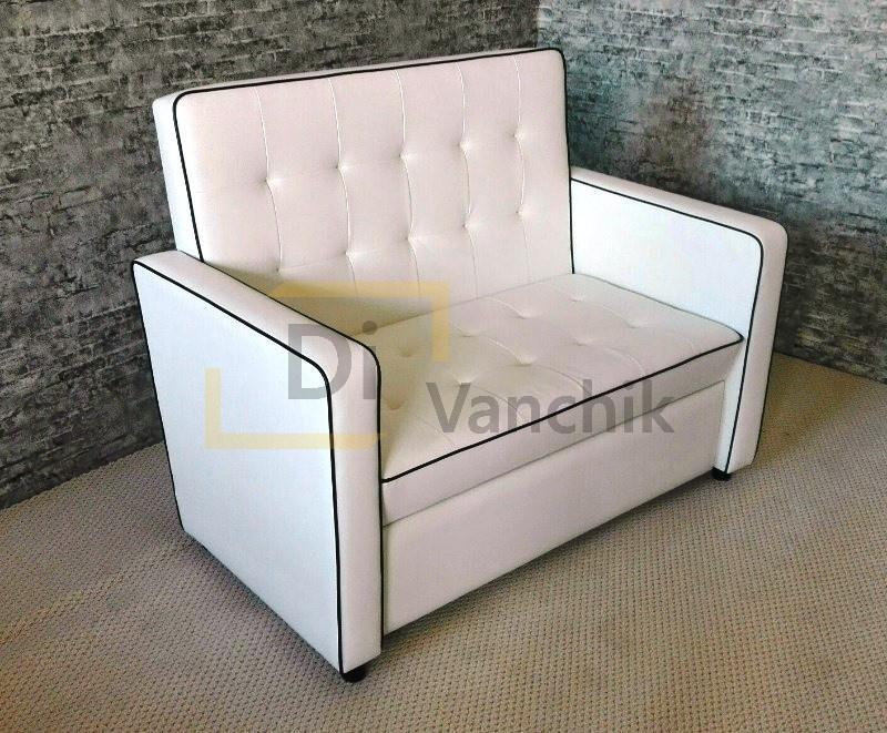 белый диван кресло