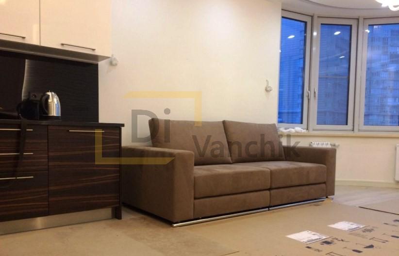 диван на металлических ножках на заказ Киев
