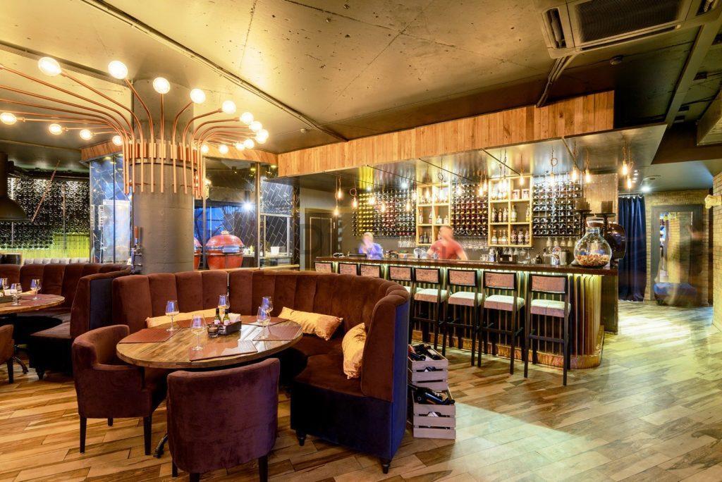 мягкая мебель для кафе борисполь