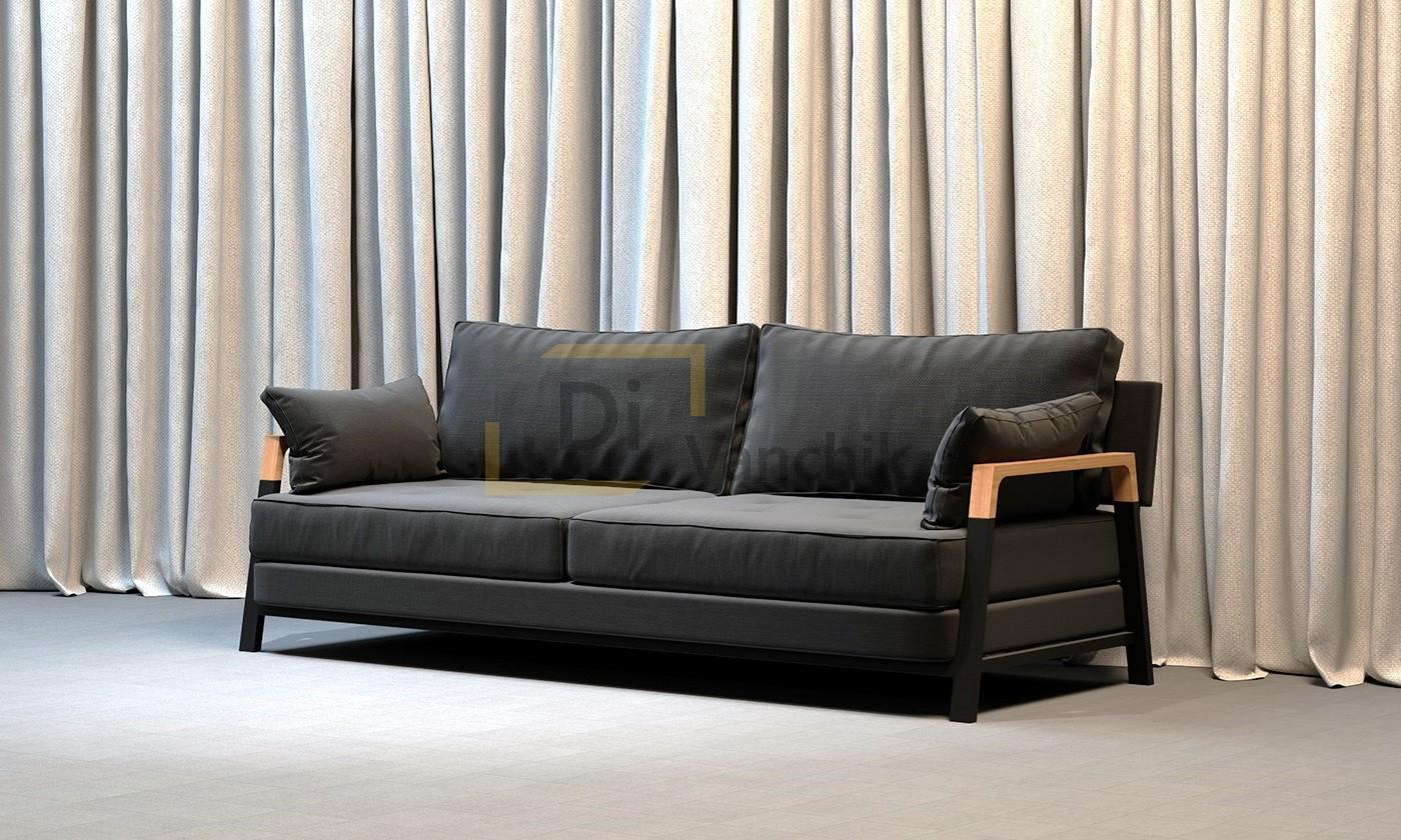 выставочный дизайнерский диван