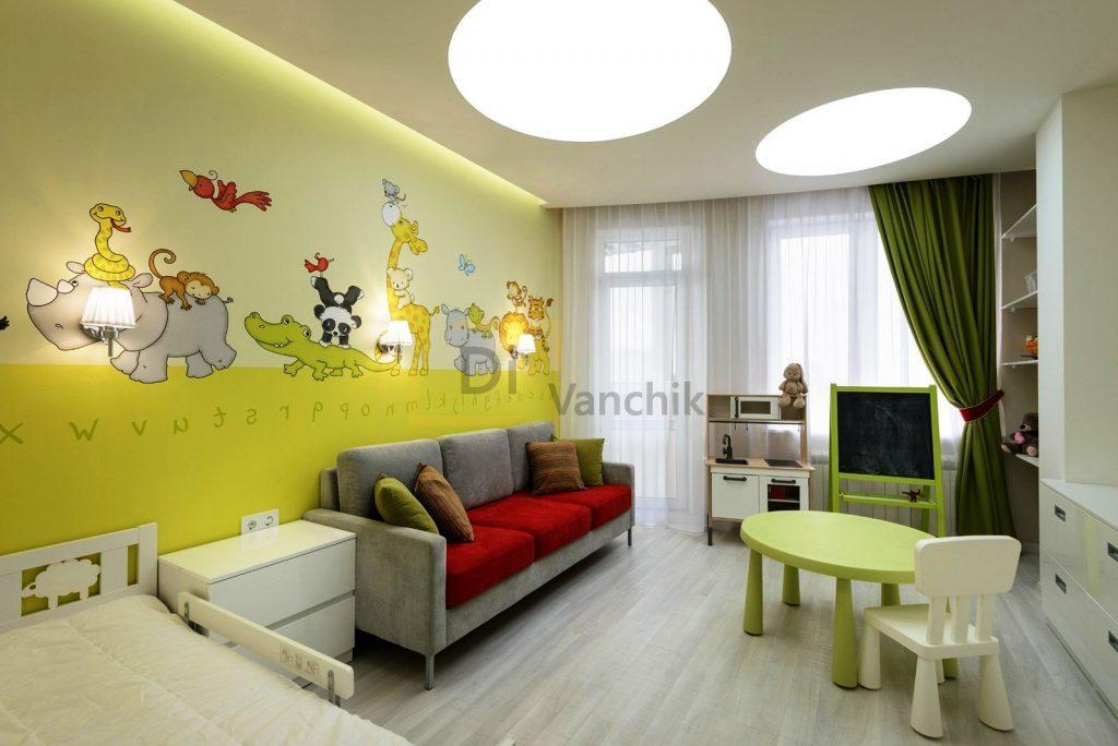 диван для детской комнаты под ваш размер