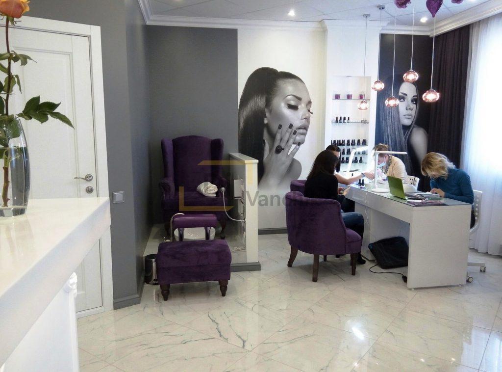 кресла в салон красоты в Киеве