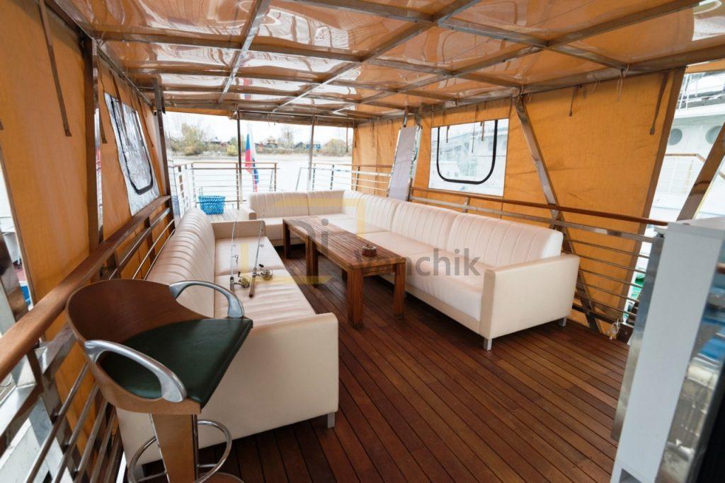 мягкая мебель на яхту заказать 245