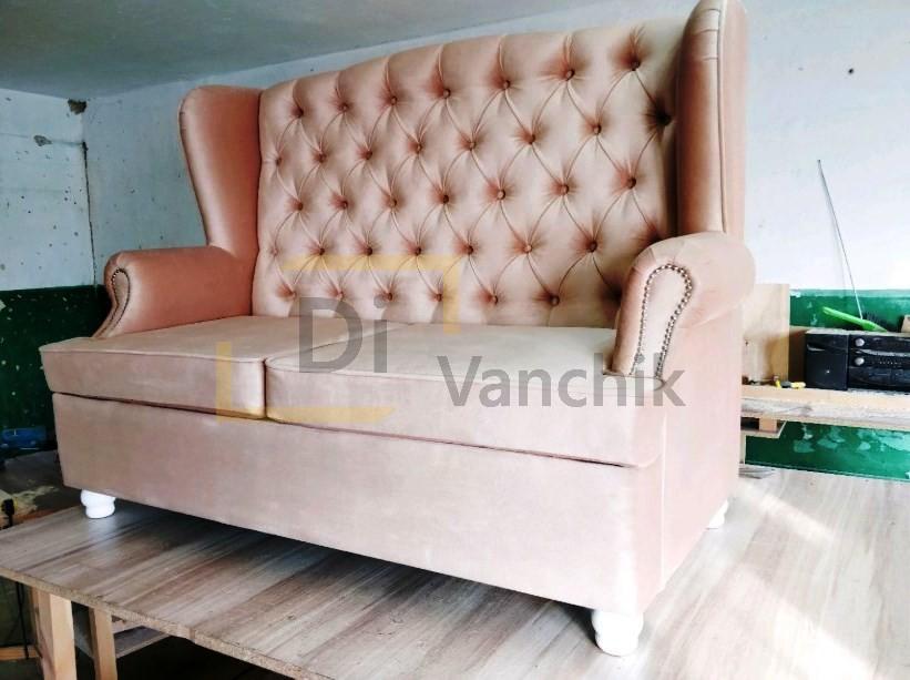 диван прямой сырец