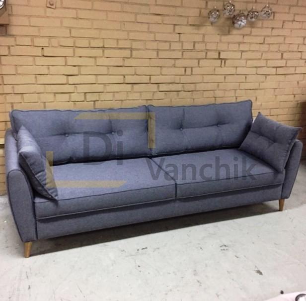 прямой диван кловская на заказ