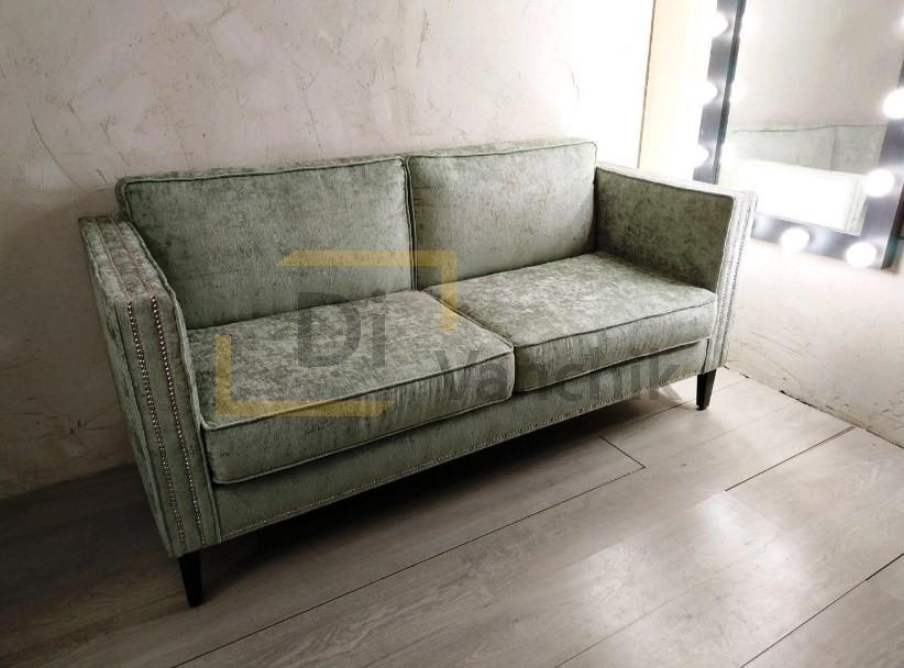 серый диван в стиле лофт заказать