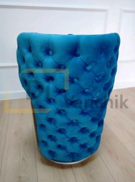 спинка в пиковке кресла