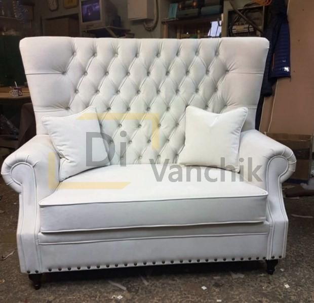 белый диван изготовление в Киеве дорого