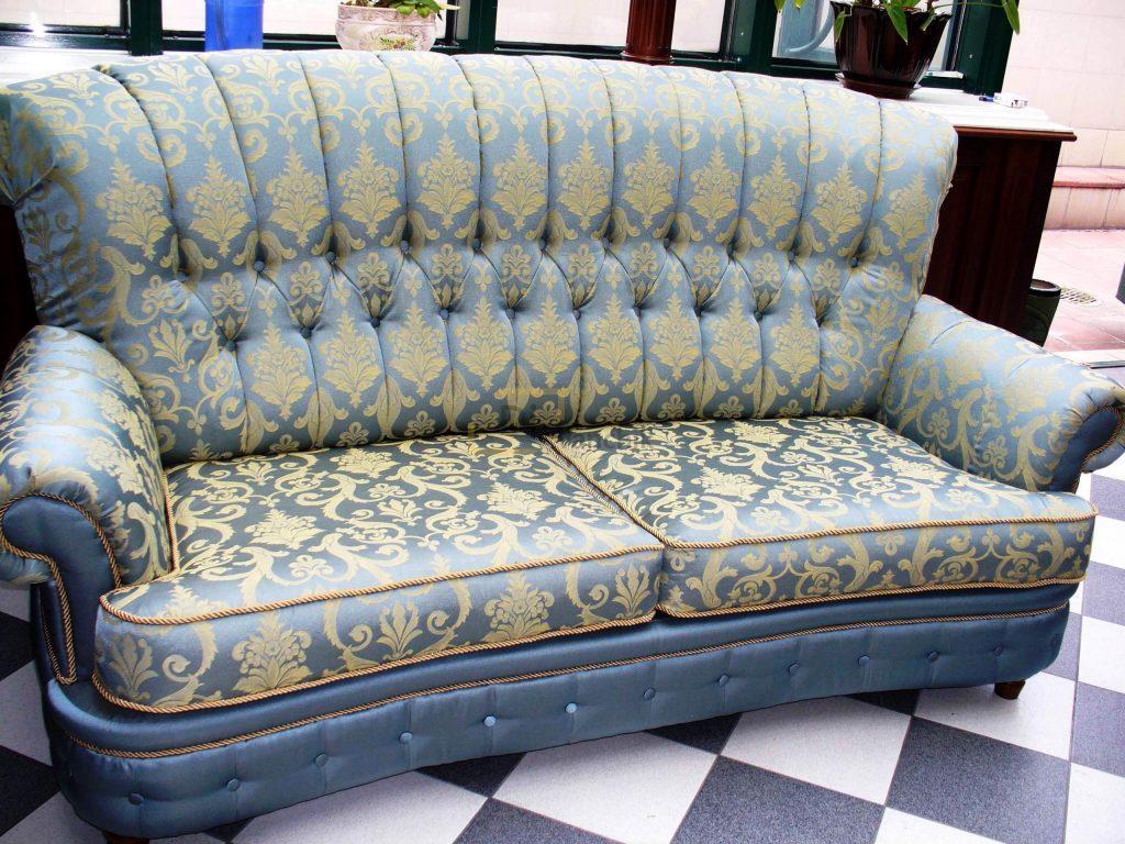 класический диван с ткани от производителя