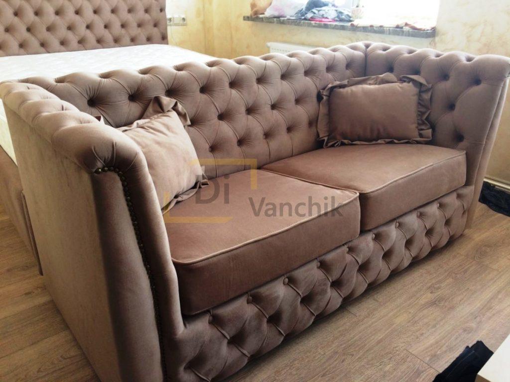 диван кровать в пиковке заказать