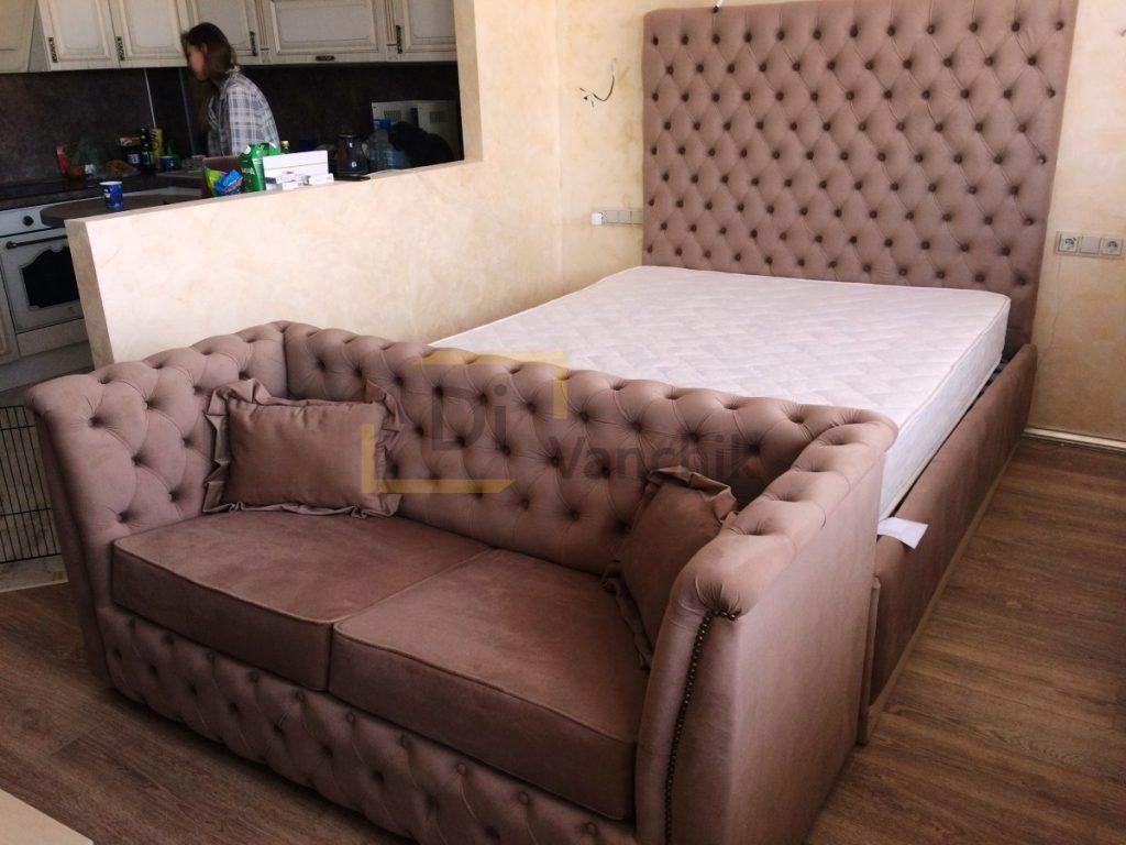 диван кровать в пиковке заказать Киев