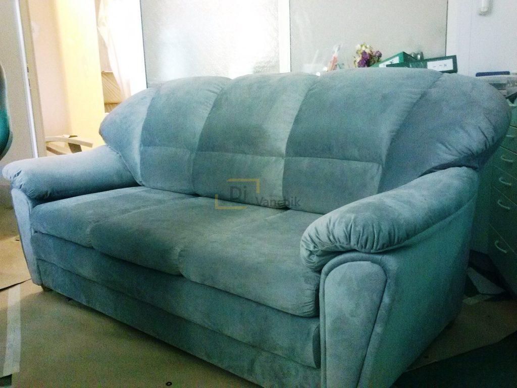 диван с дутой спинкой заказать от производителя