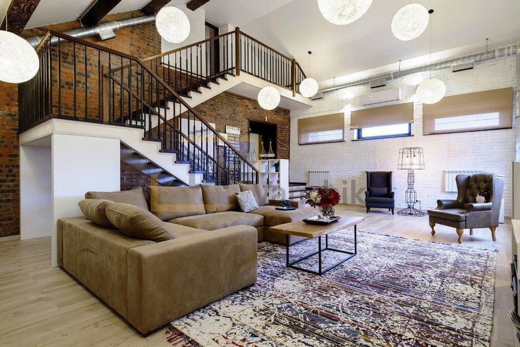диван большой в частный дом