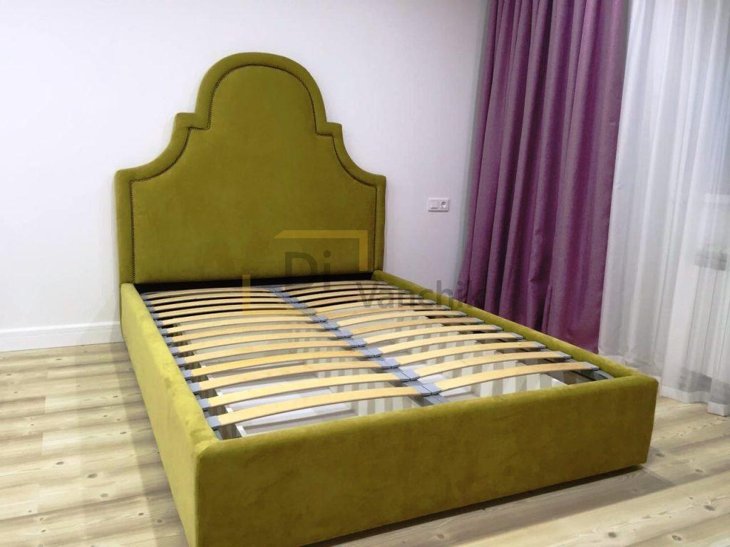 мягкая кровать троещина