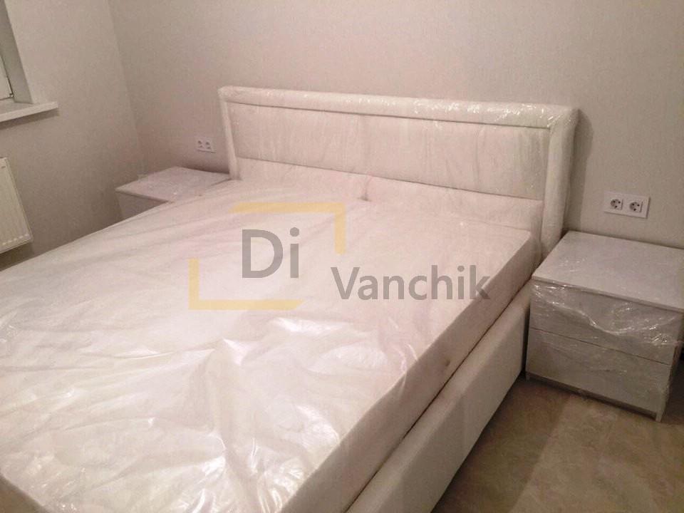 мягкая кровать бровары
