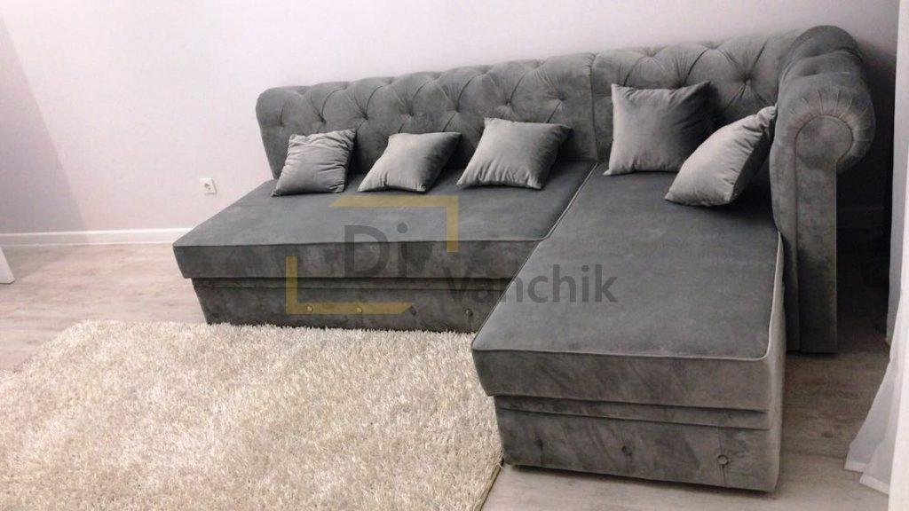 изготовление дивана академгородок