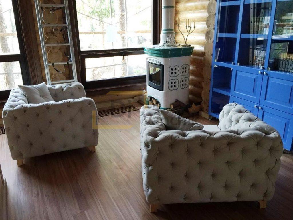 два мягких кресла ирпень