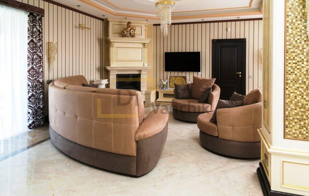 диван и кресла в комлекте заказать Киев