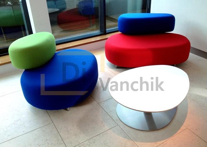 интересные кресла дизайнерские мягкие 2к