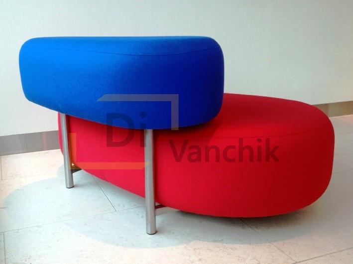 интересные кресла дизайнерские мягкие 081