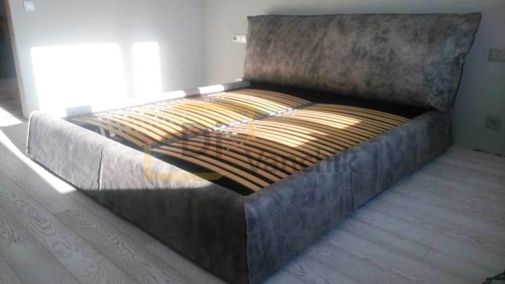 мягкая индивидуальная кровать заказать киев