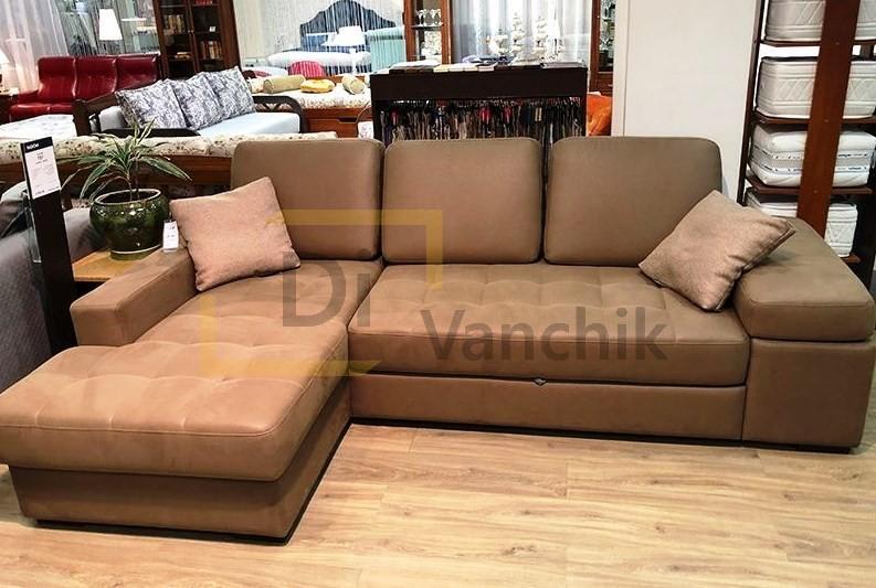 наш выставочный диван в салоне